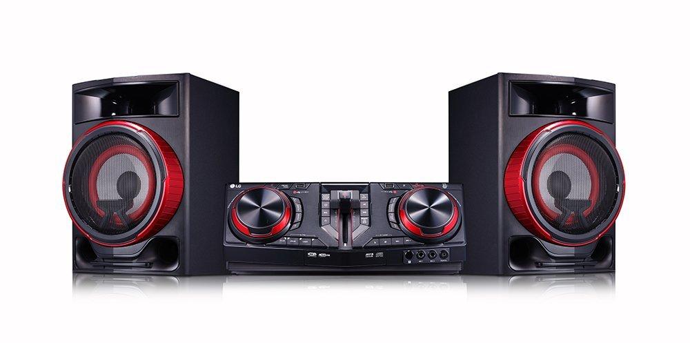 LG LOUDR Hi-Fi System