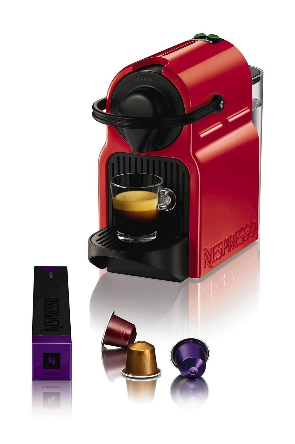 Nespresso Inissia Capsule Coffee Machine