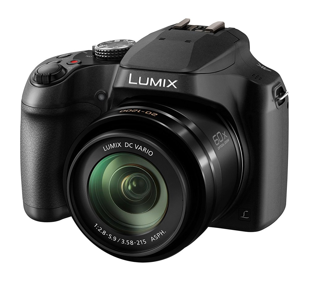 Panasonic DC-FZ82EB-K 60x Zoom Bridge Camera