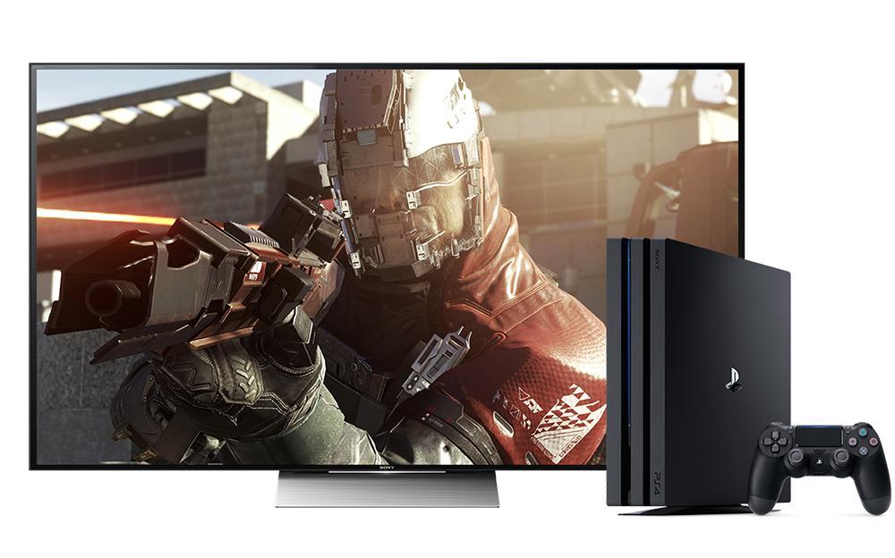 PlayStation 4 Pro Graphics
