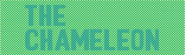 The Chameleon Board Game Banner