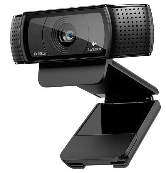 Logitech C920 1080p USB Webcam