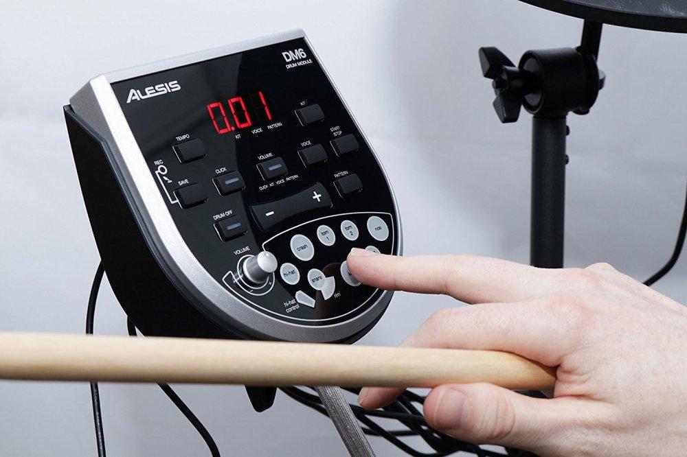 Alesis Elctronic Drum Kit Bundle Controller
