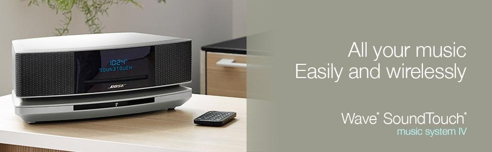 Bose Wave SoundTouch Music System IV Banner