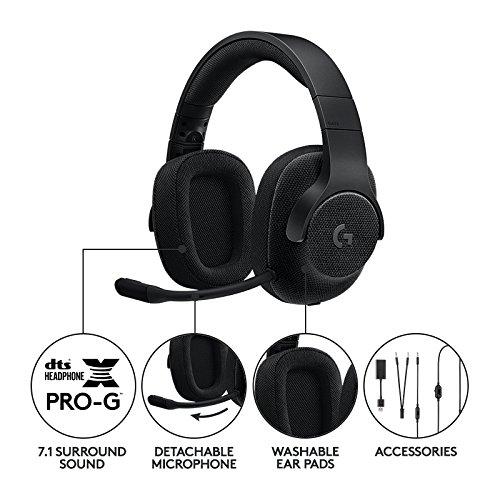 Logitech G433 Features
