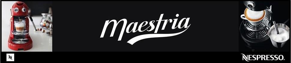 Magimax Nespresso Coffee Machine Banner