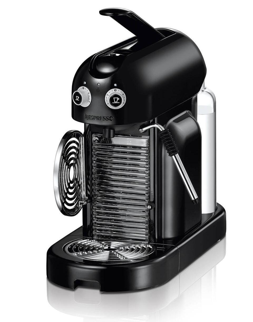 Magimax Nespresso Coffee Machine Open