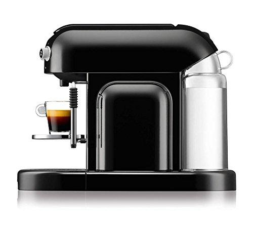 Magimax Nespresso Coffee Machine Side