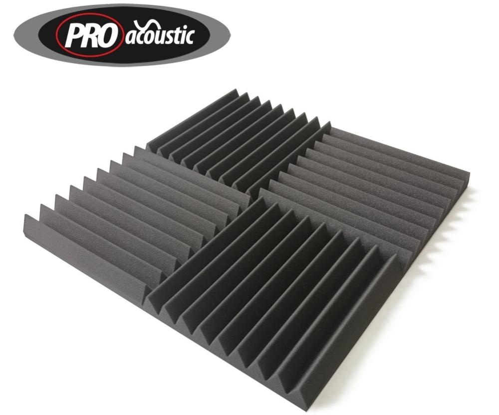 Pro Acoustic AFW305 Pro Acoustic Foam Tiles