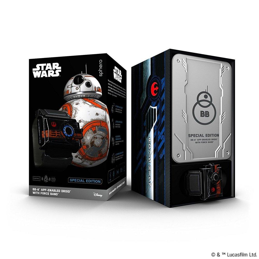 Sphero BB8 Droid Box Packed
