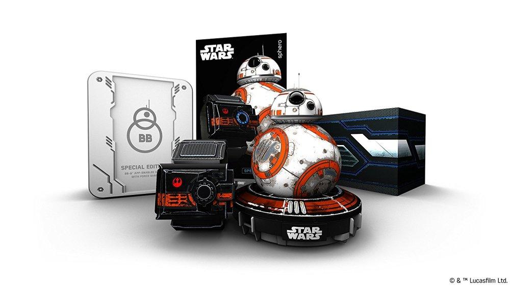 Sphero BB8 Droid Box