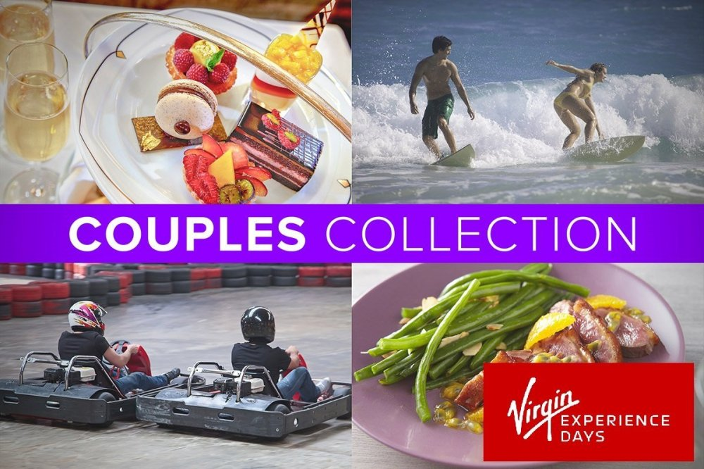 Virgin Experiance Couples Collection