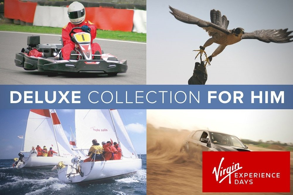 Virgin Experiance Deluxe Collection Him