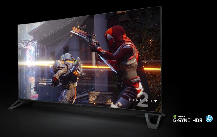 NVIDIA Big Format Gaming Displays HDR