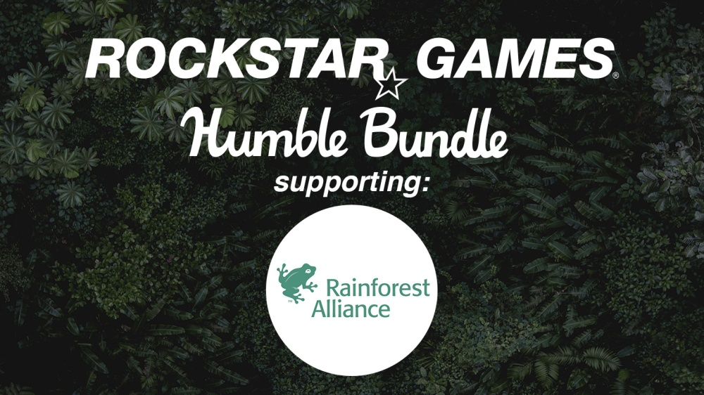 RockstarGamesHumbleBundleRainforestAlliance